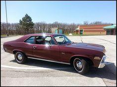 1970 Chevrolet Nova | Mecum Auctions