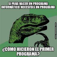 ★★★★★ Memes muy divertidos: Si para hacer un programa informático… I➨ http://www.diverint.com/memes-divertidos-programa-informatico/ →  #memeschistososfacebook #memesderisa #memesenespañolgraciosos #memesgraciososdenavidad #memesgraciososparacompartirenfacebook