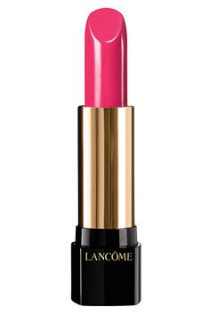 Inspired by the exotic Damask rose, Lancôme L'Absolu Rouge in Rose Damascena is perfect for a bold wedding-day look.