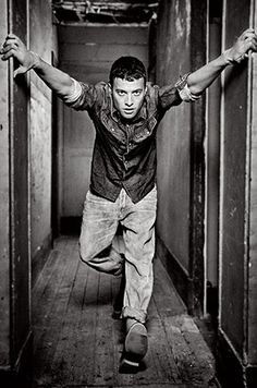 G-Star RAW Campaign Tight or Wide Men