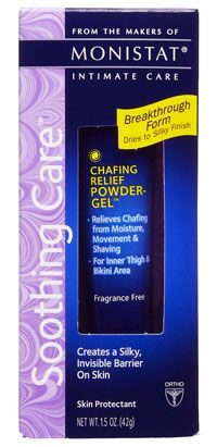 5 Good Reasons Why The Monistat Chafing Relief Powder-Gel Is The Best Face Primer For Oily Skin