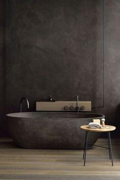 Awesome 46 Beautiful Minimalist Bathroom Design Ideas For Your Home Bathroom Design Inspiration, Design Ideas, Design Trends, Bathroom Layout, Bathroom Ideas, Bathroom Organization, Bath Ideas, Tile Layout, Bathroom Storage