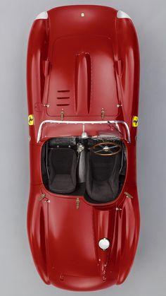 1957 Ferrari 335 S Scaglietti Spider #richfashion.com #unique #style #love #cars #classiccars