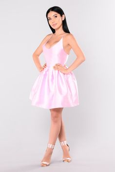 Birthday Party Dress - Pink
