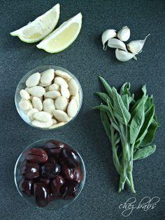 BABS (R)EVOLUTION: pesto salvia e olive