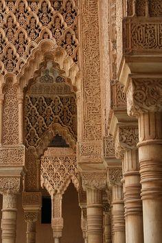 Alhambra Granada, Spain