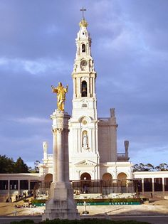 If you ever want to feel a holy presence as soon as you step into Fatima you know your walking on holy ground and that presence stays with you until you leave. Check