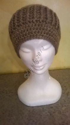 Il filo di Arianna maglia e uncinetto : Li ho provati per voi : cappello a uncinetto - con...