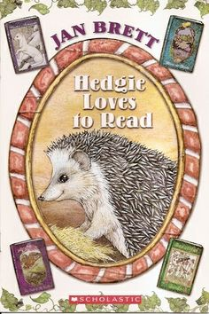 Hedgie Online Alphabet Game - Your child will be motivated by this game and the illustrations of Hedgie by Jan Brett who is a child favorite character in books. If your child is sensitive to noise turn the volume down.