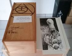 Loisel, Régis - Beeld Fariboles RIG - Le Rige - Op zoek naar de tijdvogel   La Quête de l'oiseau du temps - (1995) kist - W.B