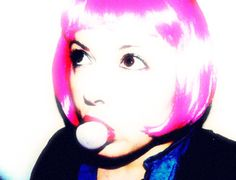 Bubble Gum: Photo by Amy Thibodeau