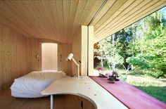Look out lodge, Estocolmo, Suecia - Anders Berensson Architects
