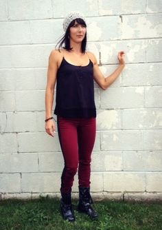 Love this outfit from #billabong with these #Roxy boots.