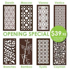 Chippy's Outdoor – Timber Screening, Merbau Screening, Privacy Screens, Decorative Screening - All About Outdoor Screens, Privacy Screen Outdoor, Outdoor Walls, Outdoor Wall Art, Outdoor Rooms, Fence Design, Patio Design, Wall Design, Timber Screens