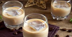 Baileys, Glass Of Milk, Panna Cotta, Pudding, Homemade, Ethnic Recipes, Food, Alcohol, Dulce De Leche