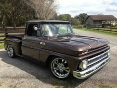 63 chevy stepside