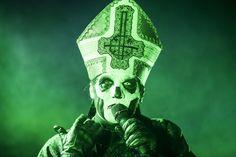 Papa Emeritus III // Ghost @ The Circus, Helsinki 9.11.2015