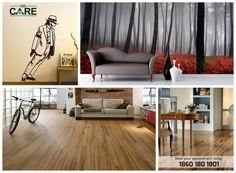 DBC Home Decor Decorate your house with easy to install, incredibly durable & beautiful wooden flooring ! Contact us: 18601801801 | http://www.dbc.care