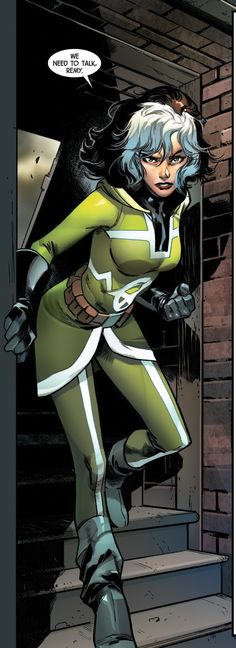 Rogue in Uncanny Avengers #9
