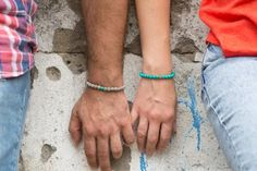 Coral Bracelet, Coral Jewelry, Amethyst Bracelet, Couple Bracelets, Black Bracelets, Beaded Bracelets, Black Tourmaline Jewelry, Long Distance Relationship Bracelets, Long Distance Gifts