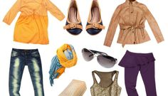Use of Polyvore-Style Images for Social Media - Make sure you're legal!