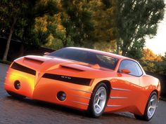 Pontiac GTO Concept