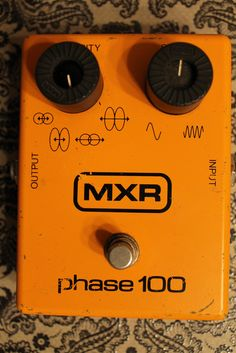 Vintage 1979 ..more versatility with this one vs. the Phase 90, but they are BOTH in a class all by themselves --RC