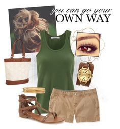 Go Your Own Way by jena-lea on Polyvore featuring Aéropostale, Liz Claiborne, Pier 1 Imports, women's clothing, women's fashion, women, female, woman, misses and juniors