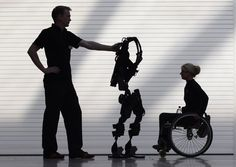 The technology of the Ekso assumes able-bodied advantage, and so works to fit the impaired body into an ableist environment. The impaired body is, by implication, devalued.