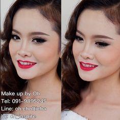 เจ้าสาวเปลี่ยนลุคปากแดงก็สวยหรูดูแพง สวยแซ่บ ขอบคุณน้องเบล เบล มากๆค่ะ ^^   Make up & Hair by Oh  Line: oh.cholticha Mobile: 0919895245 Ig: oh_inspire   #oh_inspire #ช่างแต่งหน้า #ช่างทำผม #ช่างแต่งหน้าทำผม #ช่างแต่งหน้าระยอง #ช่างแต่งหน้าเจ้าสาว #แต่งหน้าเจ้าสาว #ช่างทำผมเจ้าสาว #เกล้าผมเจ้าสาว #ทรงผมเจ้าสาว #ทรงผมชุดไทย #makeupartist #MUA #hairstylist #bride #bridalhair #bridalhairstyle  #weddinghair #weddinghairstyles