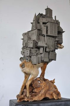 Amazing sculpture!