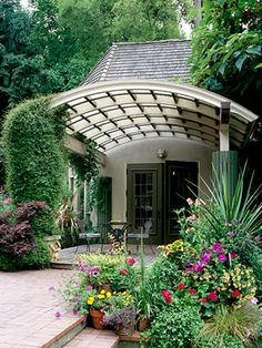 Pergola On Front of House | ... Real Estate: 12 Quick and Easy Ways to Add Curb Appeal to Your Home