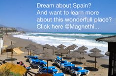 Spain@M is a tourist information blog about mainly Andalucia and Costa del Sol, Spain. Spain@M is part of Magnethi Group, an online company offering Holiday rental, Property sales, Golf packages in the wonderful Costa del Sol. www.magnethi.com www.spainatm.com www.rentalsatm.com www.golfatm.com www.casasatm.com