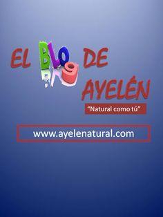 Síguenos en el blog de Ayelen y aprenderemos muchas cosas juntos, ayúdanos y déjanos comentarios.