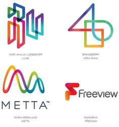 Tendencias-en-diseno-de-logos-2015-arcoiris                              …