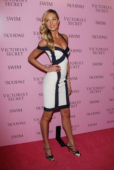 Pin for Later: 14 Things Candice Swanepoel Can Make Look Hot She Makes Wearing Bandages Look Hot