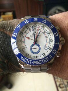 My Yacht-Master II LOVE IT