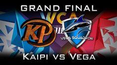 Kaipi vs Vega Grand Final WCA 2016 EU Highlights Dota 2