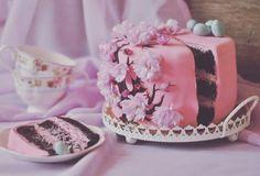 Spring fruitcake Tavaszi gyümölcstorta Dessert Recipes, Cake, Spring, Food, Kuchen, Essen, Meals, Desert Recipes, Torte