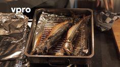 Kookvideo: Makreel roken uit Koken met van Boven