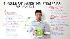 5 MOBILE APP MARKETING STRATEGIES FOR HOTELS