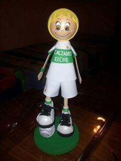 Fofucho Futbolista!