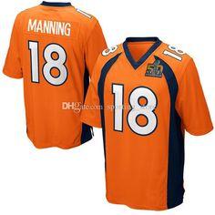 Online Cheap #18 Manning Football Jerseys With Super Bowl 50 Patch Men Football Jerseys Elite American Football Jerseys Champion Sportswears By Sporting_store   Dhgate.Com