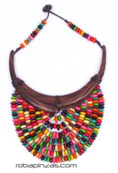 Collar masai africano