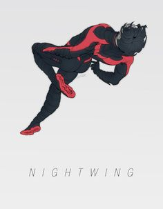 DICK GRAYSON IS THE BOMB MAN, EVERYBODY LOVES NIGHTWING. Ps Sorry if I'm too happy, just did pretty well on a test.