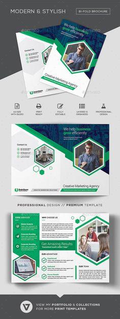Taxi Service Tri-Fold Brochure Template Brochure template, Tri - technology brochure template