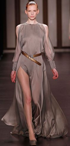 Chinese designer Wang Yutao ~ His label is called Beautyberry & debuted during Berlin Fashion Week 2012.