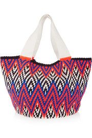 Sophie AndersonJonas crocheted cotton tote