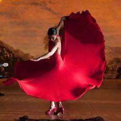Museo Del Baile Flamenco (Flamenco Museum) in Seville, Spain