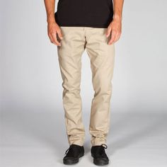 DICKIES Mens Skinny Straight Pants #dickies #skinnystraught #tan #backtoschool #summer